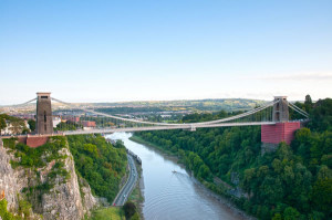 Clifton Suspension Bridge, Bristol,England