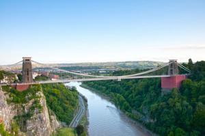 Clifton Suspension Bridge, Bristol,England